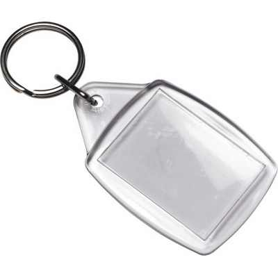 Picture of Plastic transparent key holder