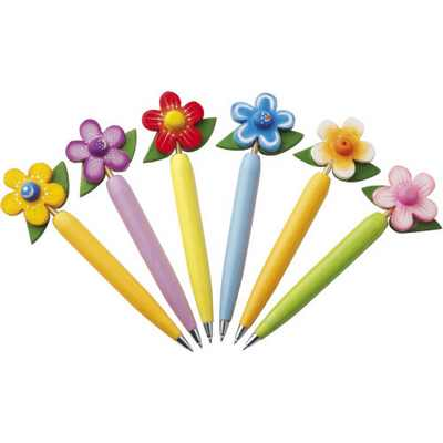 Picture of Flower ballpen