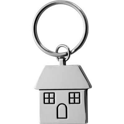 Picture of Metal, key holder, model 'house'.