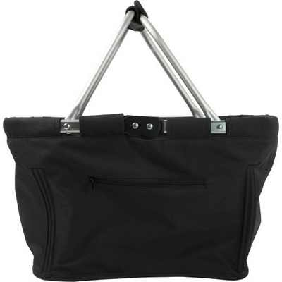 Picture of Foldable polyester (600D) shopping bag