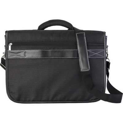 Picture of Polyester (1680D) laptop bag (17') with