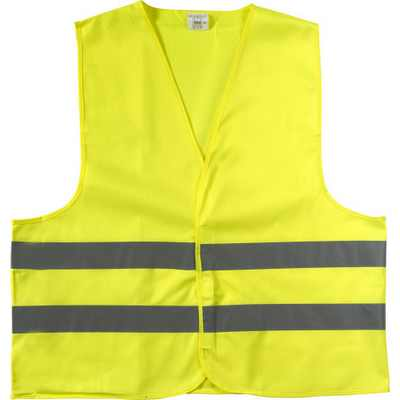 Picture of High visibility promotional safety jacke