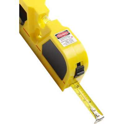 Picture of Tape measure and laser, 2m