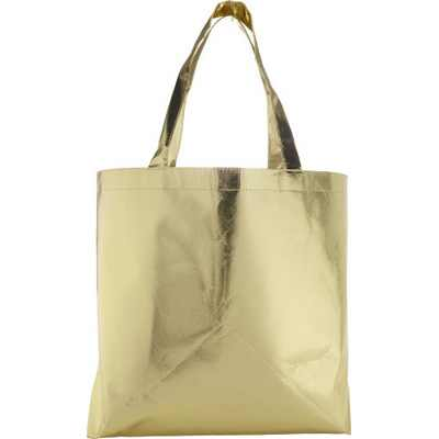 Picture of Nonwoven laminated shopping bag.