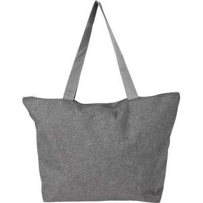 Picture of Poly canvas shopping bag