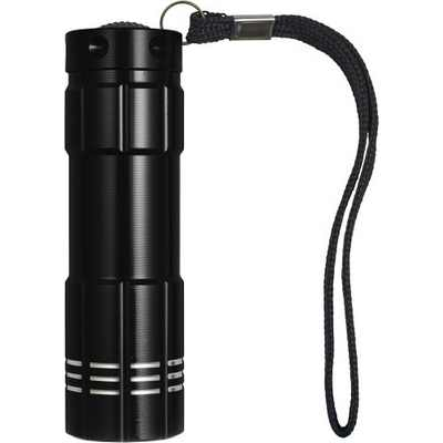 Picture of Plastic torch with nine LED bulbs