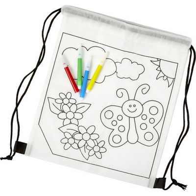 Picture of Nonwoven (80gr) backpack