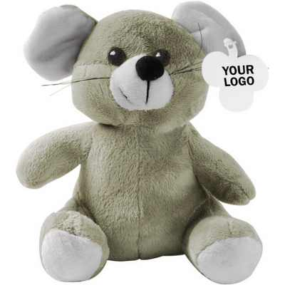 Picture of Soft toy mouse, t-shirt 5013