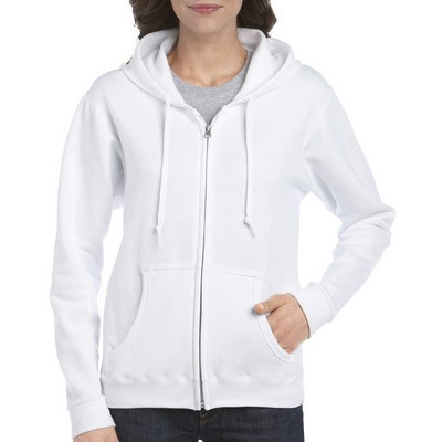 Picture of Gildan Heavy Blend Ladies Full Zip Hoode