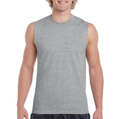 Picture of Gildan Ultra Cotton Adult Sleeveless T-S
