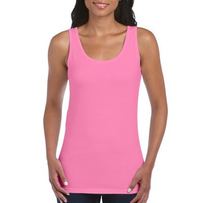 Picture of Gildan Softstyle Ladies Tank Top Colours