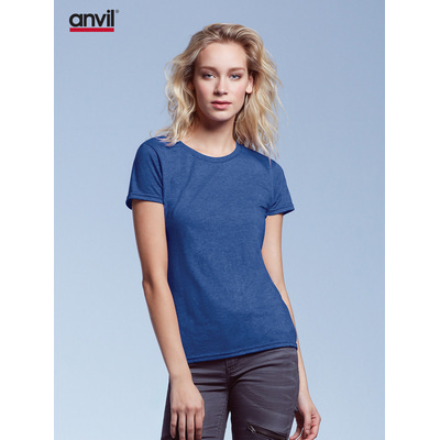 Picture of Anvil Women's Lightweight Tee Colours