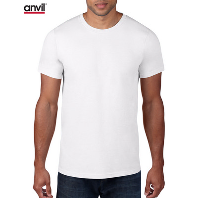 Picture of Anvil Adult Lightweight Tee White