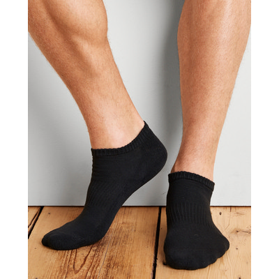 Picture of Gildan Platinum Men's No Show Socks Colo