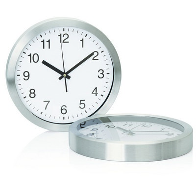 Picture of 30cm Aluminium Wall Clock