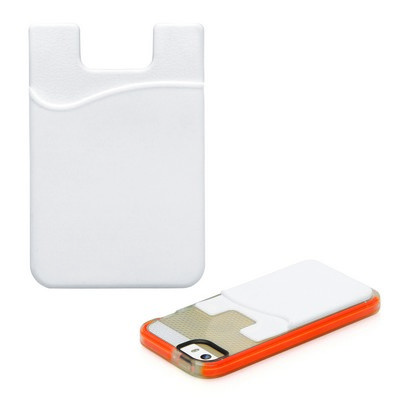 Picture of Smartphone Card Wallet - White
