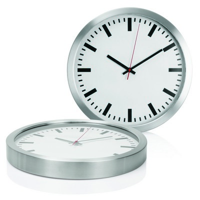 Picture of 40cm Aluminium Wall Clock