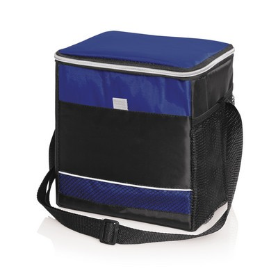 Picture of 6 Bottle/12 Can Cooler Bag w/Carry Strap