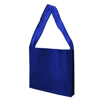 Picture of Non Woven Sling Bag - w/press studs and