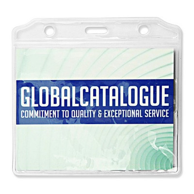 Picture of PVC ID Card Holder - 78 (H) x 114 (W)mm