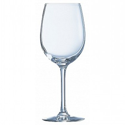 Picture of wine glasses - White