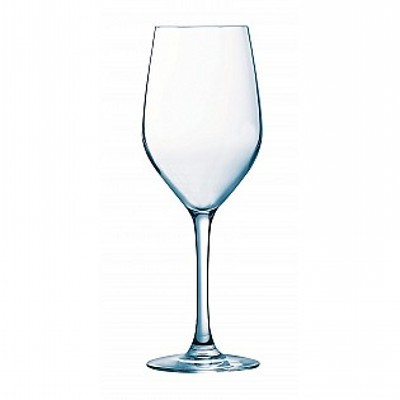 Picture of wine glasses - Red