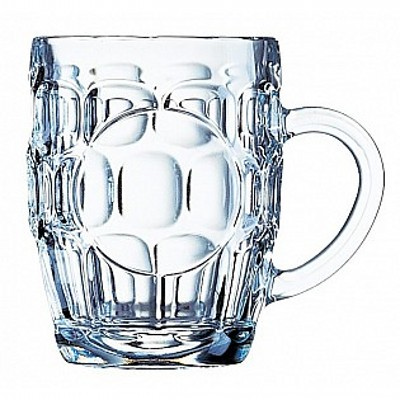 Picture of BEER GLASSES & MUGS - Dimple