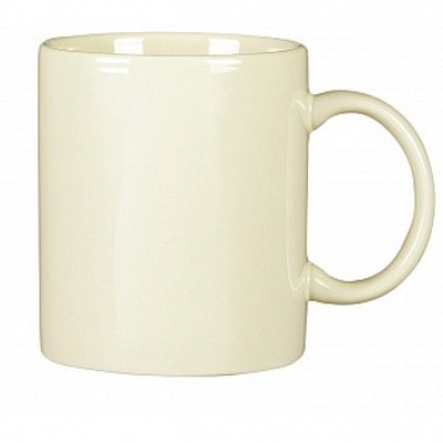 Picture of Colonial Ceramic Stoneware Mugs - cream