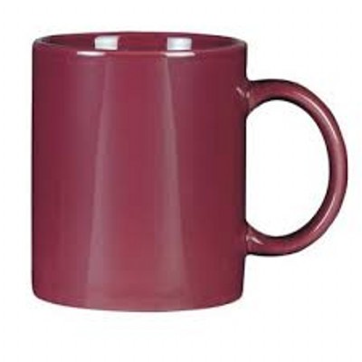 Picture of Colonial Ceramic Stoneware Mugs - maroon