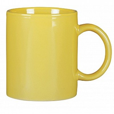 Picture of Colonial Ceramic Stoneware Mugs - yellow