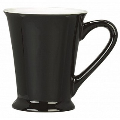 Picture of Colonial Ceramic Stoneware Mugs - black/