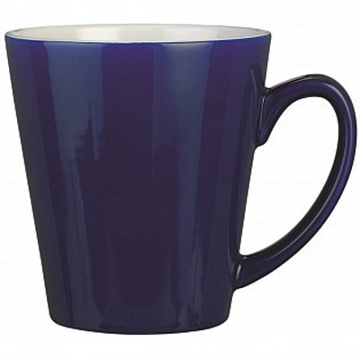 Picture of Colonial Ceramic Stoneware Mugs - cobalt