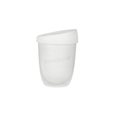 Picture of 8oz Uppercup - White/White