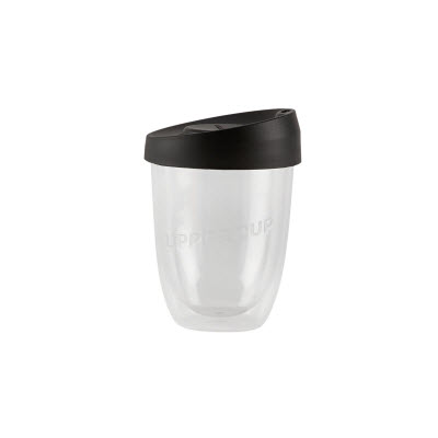 Picture of 8oz Uppercup - Clear/Black