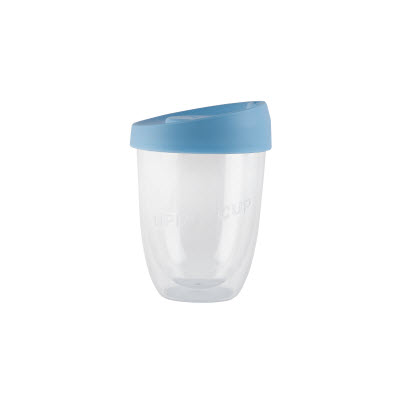 Picture of 8oz Uppercup - Clear/Blue