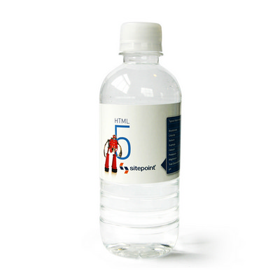 Picture of 350ml Bottled Spring Water