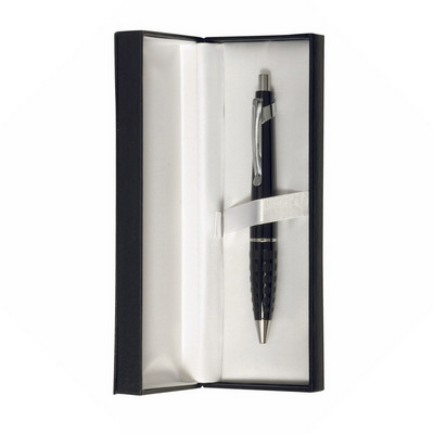 Picture of Black Deluxe Display Box Pen