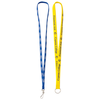Picture of Shoe String Lanyards - 10mm Wide