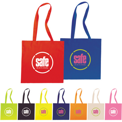 Picture of 100% Cotton Carolina Convention Tote