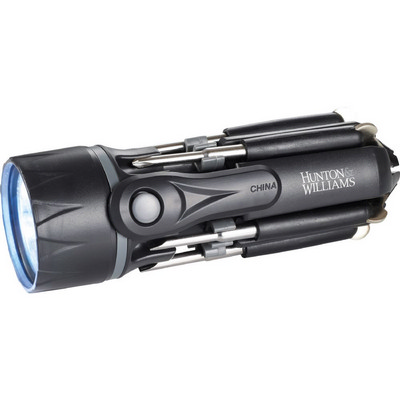 Picture of Spidey 8-In-1 Screwdriver Flashlight
