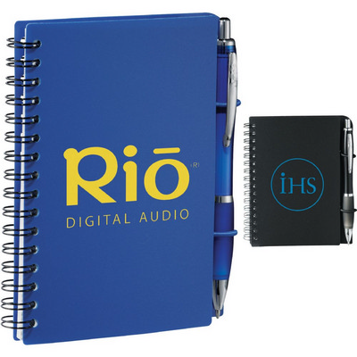 Picture of Scripto® Sticky Notes Jr. Journal