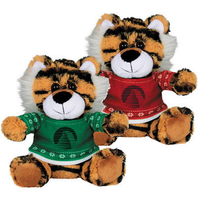 Picture of Ugly Sweater 6'' Tiger