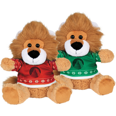 "Picture of Ugly Sweater 6"" Lion"