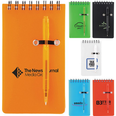 Picture of The Daily Spiral Jotter