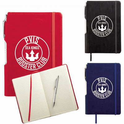 Picture of The Viola Notebook with Metal Pen