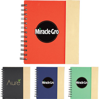 Picture of Lock-it Spiral Notebook
