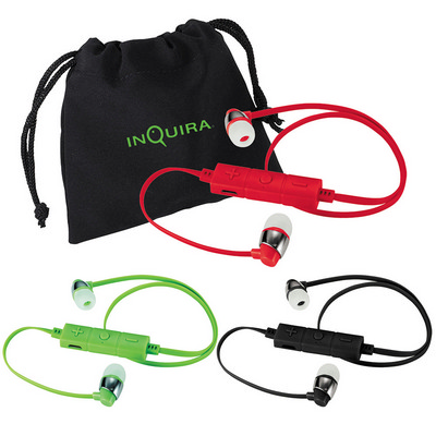 Picture of Bustle Bluetooth® Earbuds