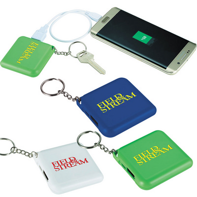 Picture of Emergency Keychain 1,800 mAh Power Bank