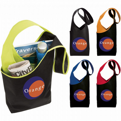 Picture of Twilight Non-Woven Shoulder Sling Tote