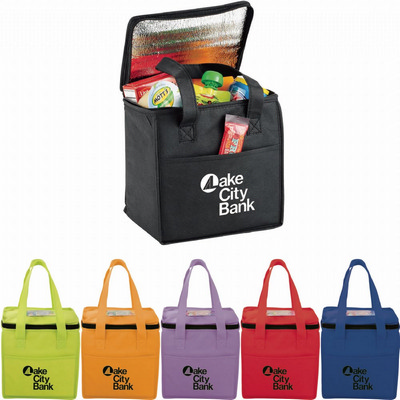Picture of Cube Non-Woven Lunch Cooler